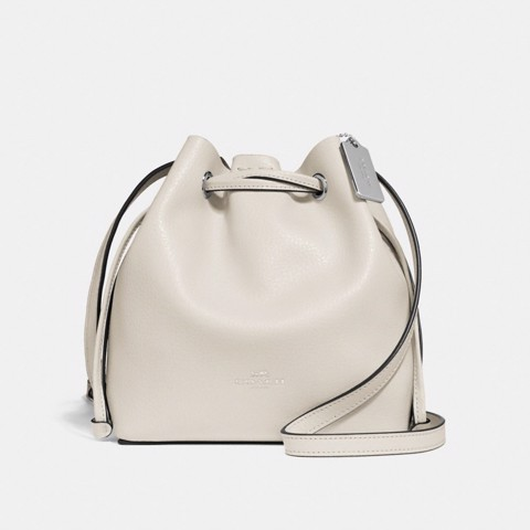 Túi COACH DERBY CROSSBODY F28039 SILVER-CHALK
