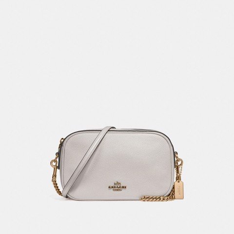 Túi COACH ISLA CHAIN CROSSBODY F25922 CHALK-IMITATION GOLD