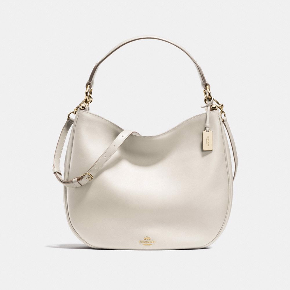 Túi COACH MAE HOBO F36026 CHALK-LIGHT GOLD