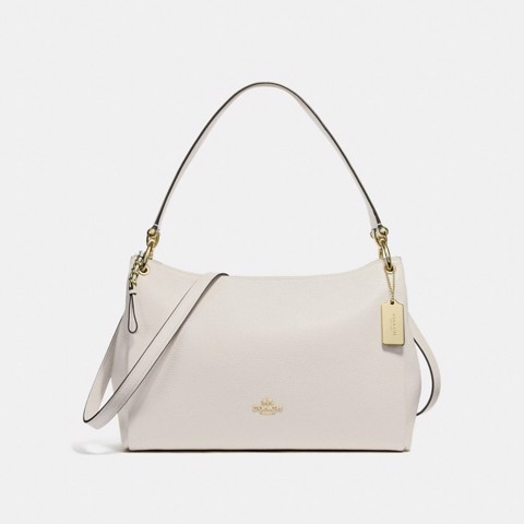Túi COACH MIA SHOULDER BAG F28966 CHALK-IMITATION GOLD