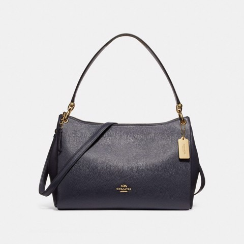 Túi COACH MIA SHOULDER BAG F28966 MIDNIGHT-IMITATION GOLD