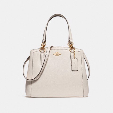 Túi COACH MINETTA CROSSBODY F13683 CHALK-IMITATION GOLD