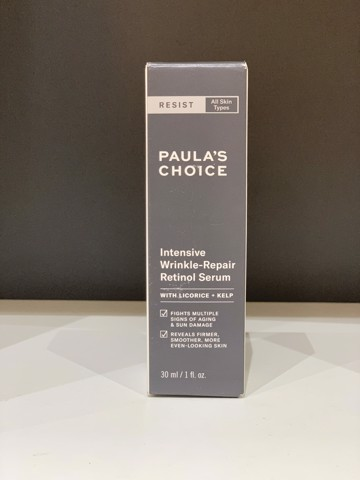 Paula's Choice Retinol Serum 30ml Resist Intersive Wrinkle Rep