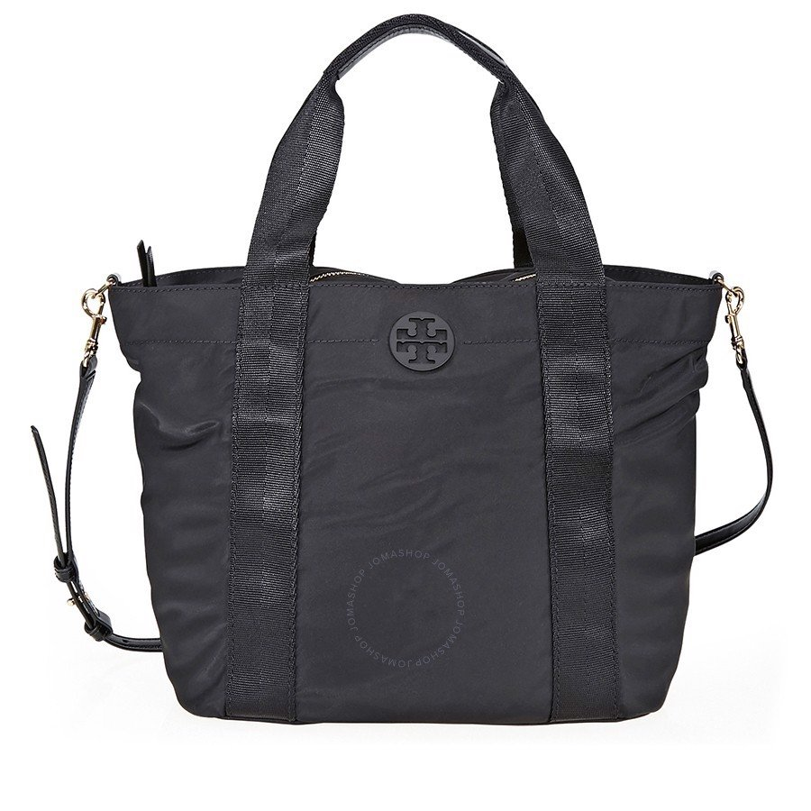 Túi xách TORY BURCH 41762-001 Quinn Small Nylon Tote - Black