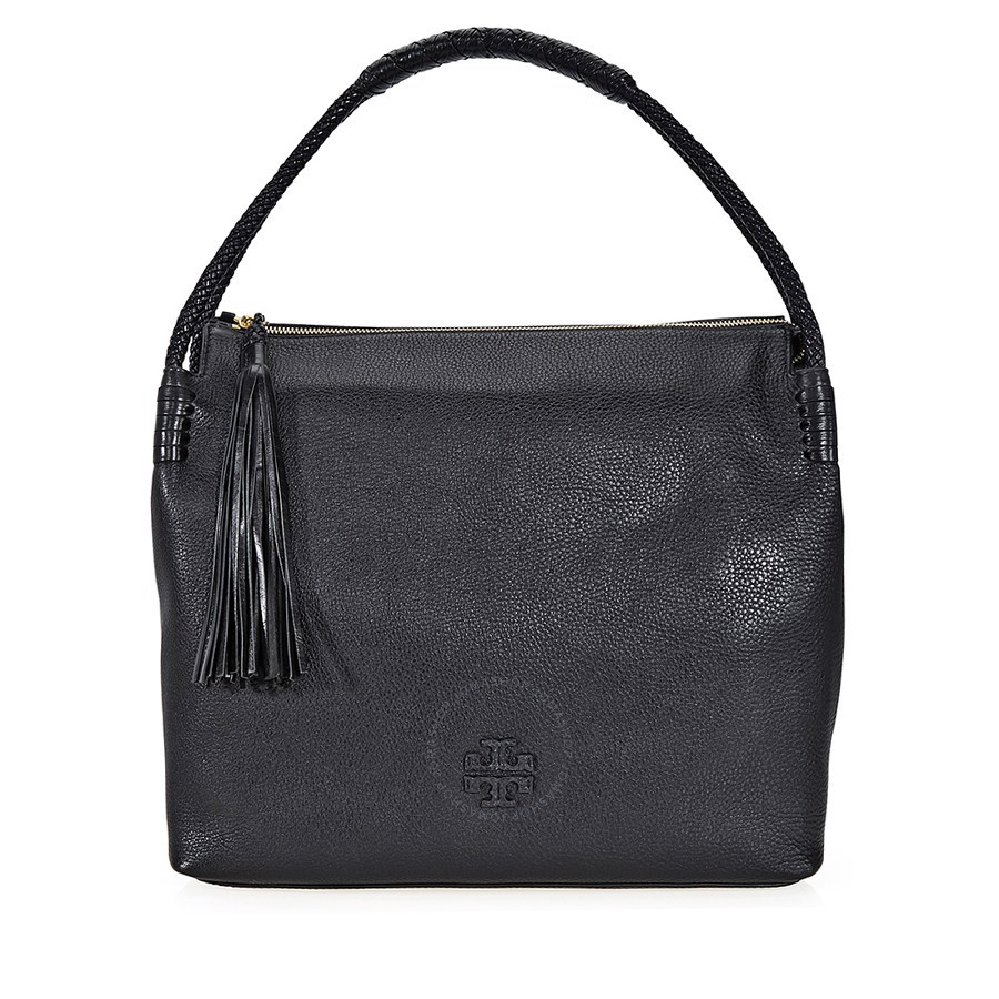 Túi xách TORY BURCH 35582-001 Taylor Hobo Bag - Black