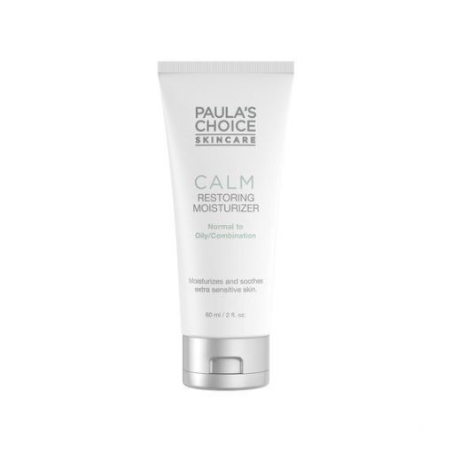 Sữa Dưỡng Ẩm Paula's Choice Calm Restoring Moisturizer for Normal to Oily Skin (60ml)
