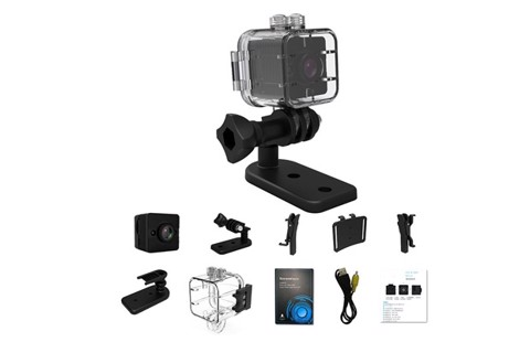Camera siêu nhỏ SQ12 Full HD