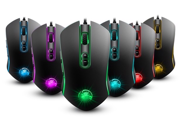 MOUSE APEDRA A6 GAME USB