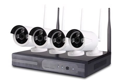 Bộ Camera IP WIFI Kit