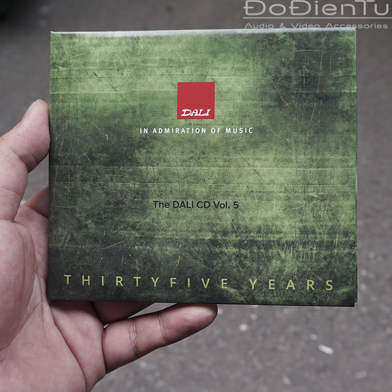 Đĩa CD The Dali Vol 5