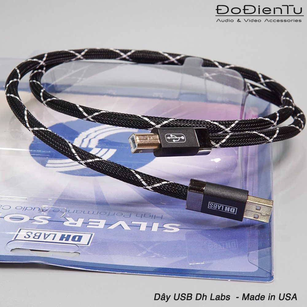 DH Labs USB Cable