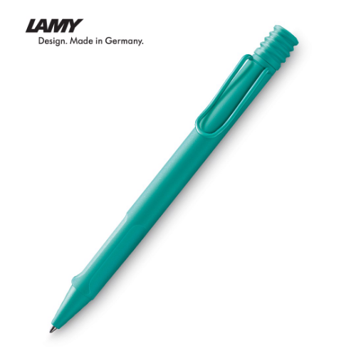 but bi lamy safari candy aquamarine 221 special edition