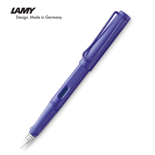 but may lamy safari candy violet 021 special edition