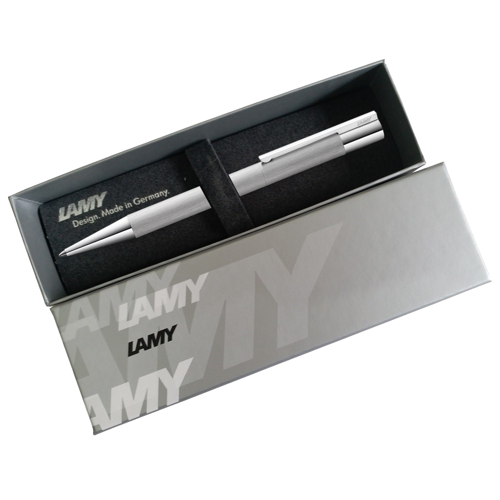 but bi lamy scala brushed