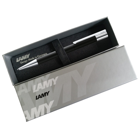 Bút bi LAMY Scala Black
