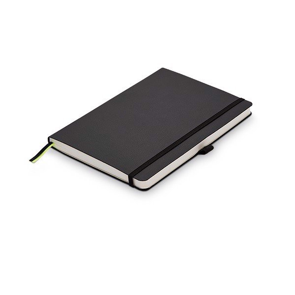 so lamy b3 notebook softcover a5 black