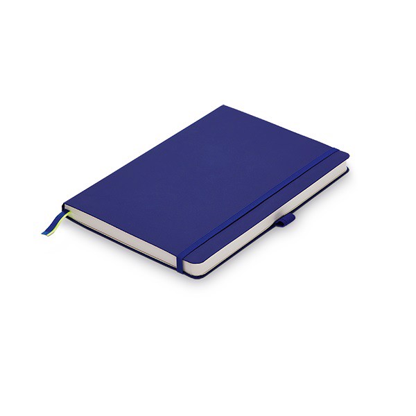 so lamy b3 notebook softcover a5 blue