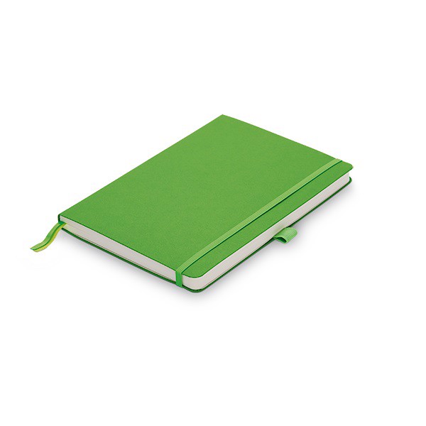 so lamy b3 notebook softcover a5 green