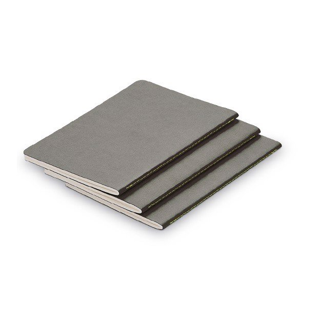 so lamy b5 booklet softcover a5 grey