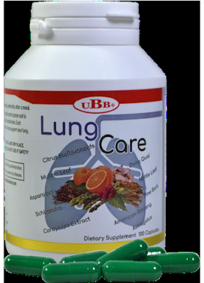 UBB® Lung Care