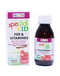 Special Kid Fer et Vitamines