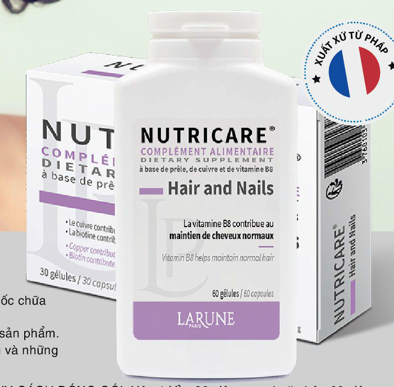 NUTRICARE HAIR and NAILS