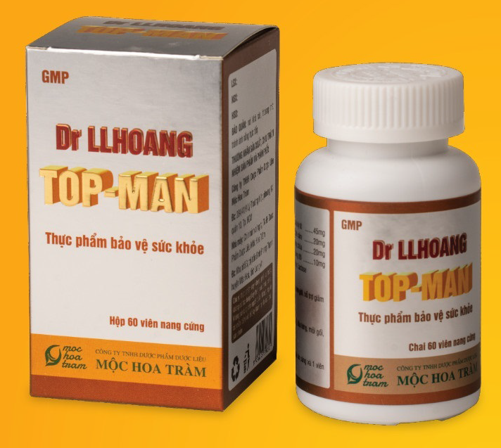 Dr LLHOANG TOP-MAN