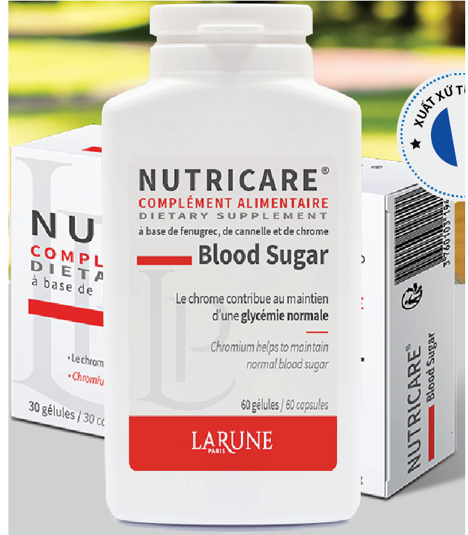 NUTRICARE BLOOD SUGAR