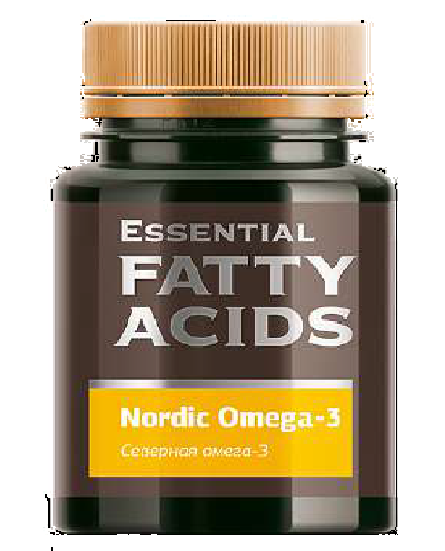 Essential Fatty Acids Nordic Omega-3