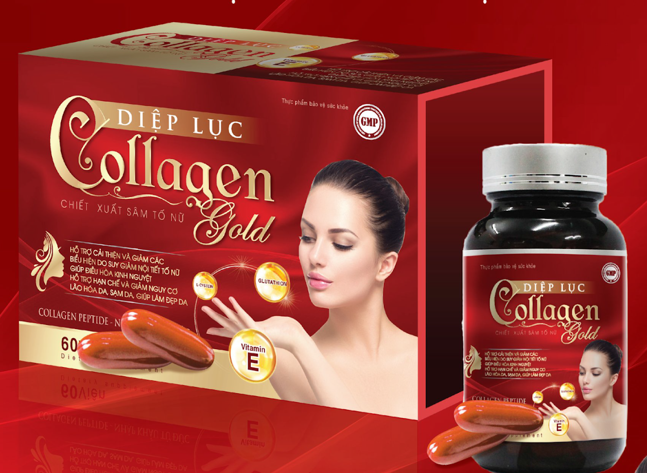 DIỆP LỤC COLLAGEN GOLD