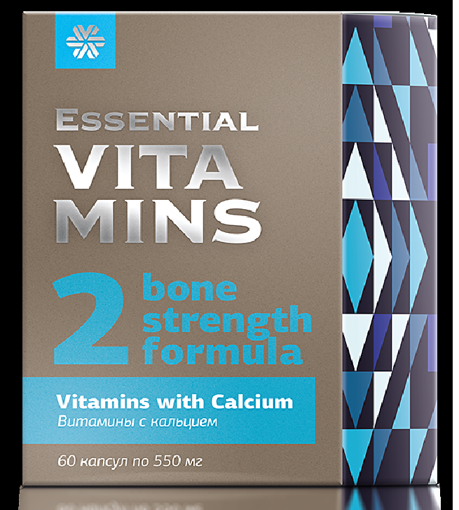 Essential Vitamins Vitamins with Calcium