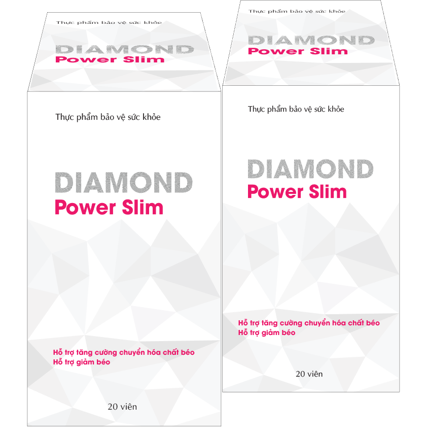 Diamond power slim