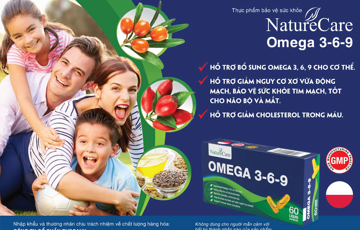 NatureCare Omega 369