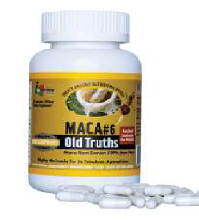 Maca #6 Old Truths
