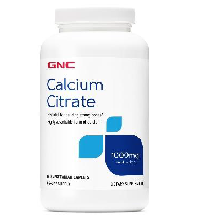 CALCIUM CITRATE 1000 MG