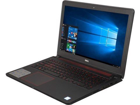 Laptop Dell Inspiron 5577 cpu core i7 7700 Gaming