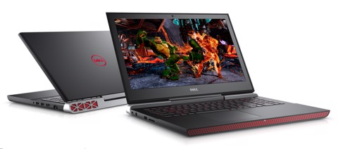 Laptop Dell Inspiron 7566 CPU i7 6700HQ Gaming VGA 4GB NVIDIA GeForce GTX 960M