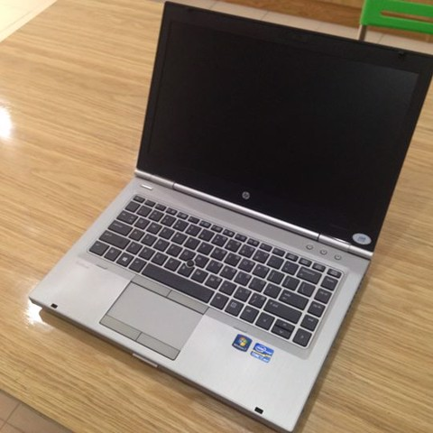LAPTOP HP ELITEBOOK 8460P       Core i5 - 2520M // Ram 4GB // Hdd 250 GB // 14.0 inch wled //  DVD // Pin good // Sạc zin.