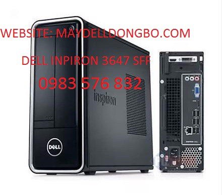 DELL INSPIRON 3647 SFF CPU CORE I5 4570