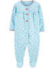 Sleepsuit cotton cài nút 1H709610 Carter's