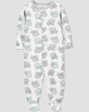 Sleepsuit cotton thermal cài nút thumbnail_1
