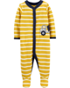 Sleepsuit cotton cài nút 19601610 Carter's