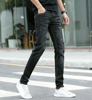Quần jeans Nam Titishop QJ277 Wax Co giãn