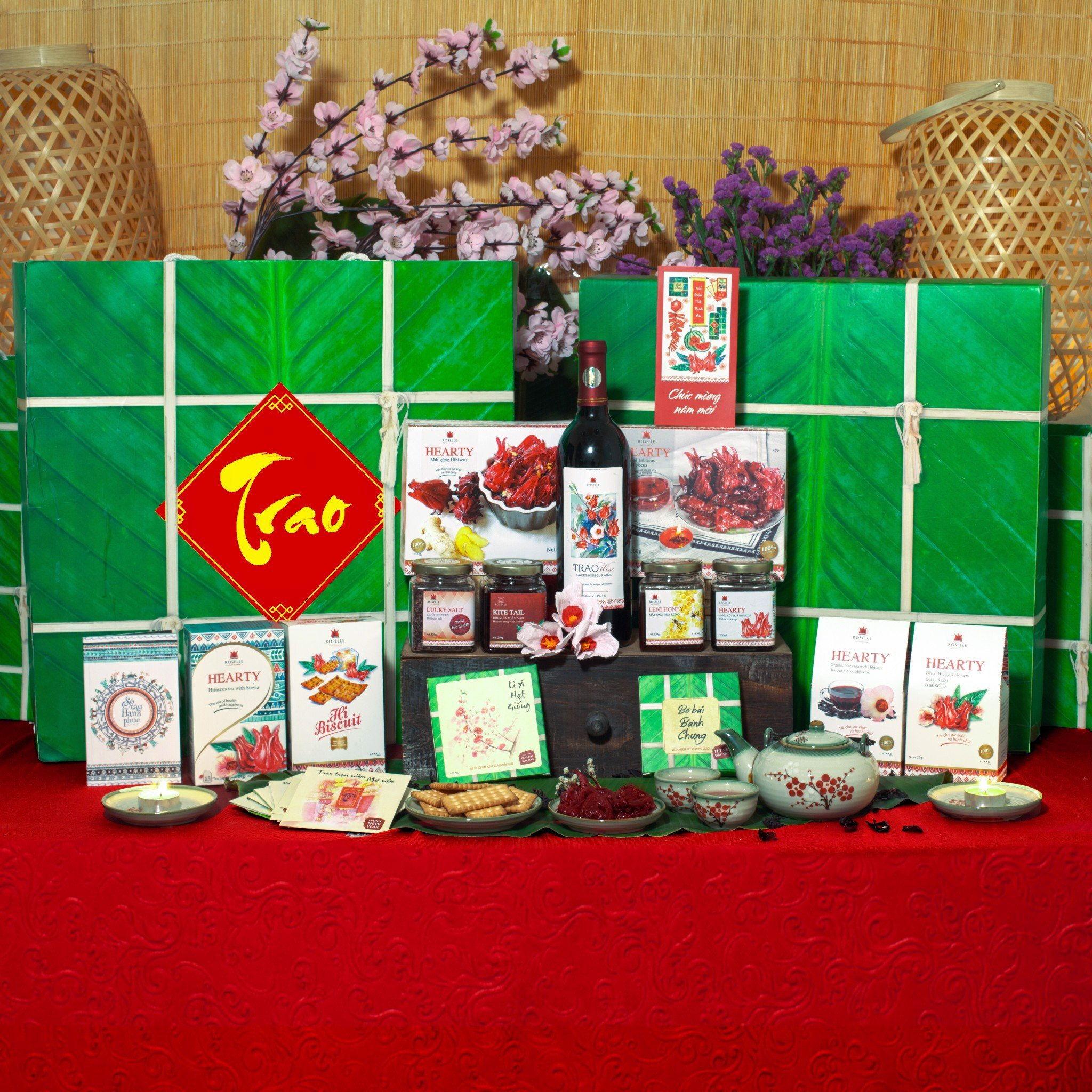 THE GIANT BANH CHUNG GIFTSET