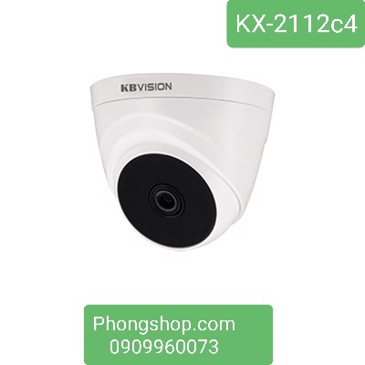 Camera KBVISION  Dome 2.0MP TN KX-2112C4
