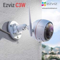 Camera WiFi Ezviz C3WN 1080p 4.4mm (CS-CV310-A0-1C2WFR)