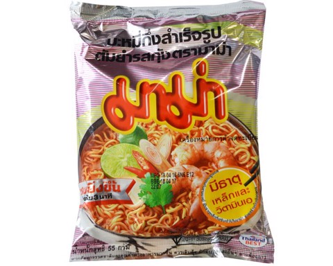 Mì Mama Tom Yum 55g