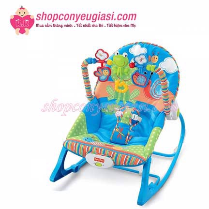 Ghế Rung Fisher Price X7033