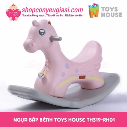 Ngựa Bập Bênh Toys House TH319-RH01