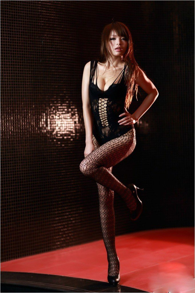 BODYSTOCKING LƯỚI PK10